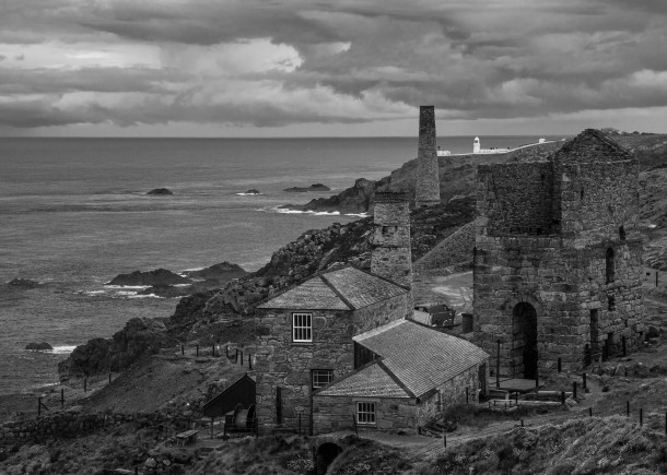 Levant Tin and Copper Mine, Cornwall, England c. Andy Leonard