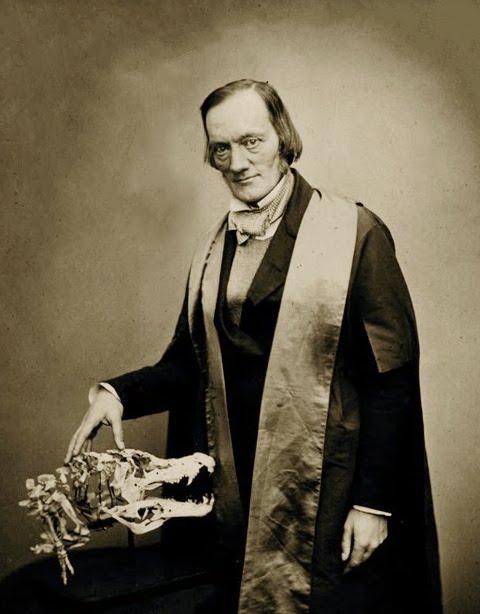 Richard Owen in 1856